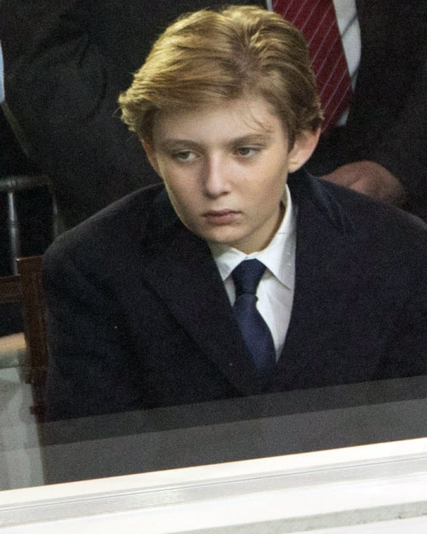 Netanyahu's Son: I Can Relate To Barron's Struggles (Video) Promo Image
