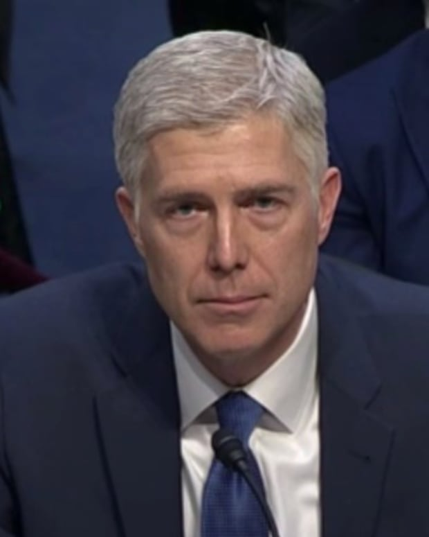Gorsuch's First Supreme Court Vote Allows Execution Promo Image