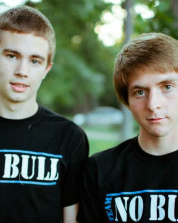 Two Bullies Realize Error Of Their Ways Promo Image