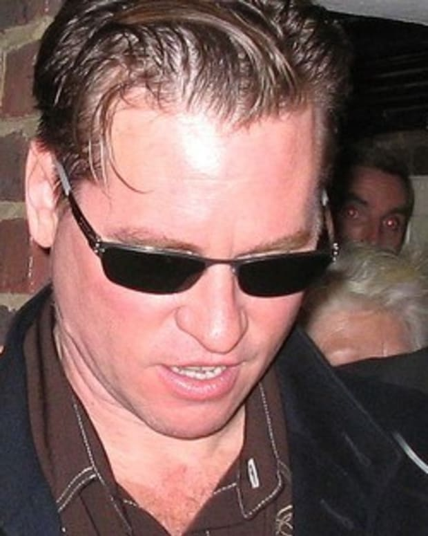 Val Kilmer Admits Cancer Diagnosis Promo Image
