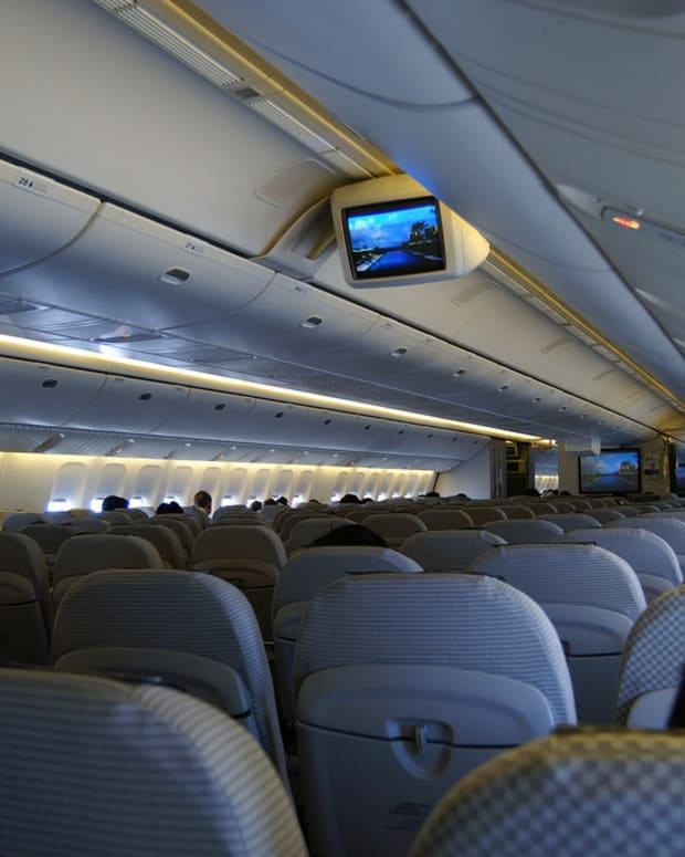Virgin Flight Passengers Vomit After Being Served Food Promo Image