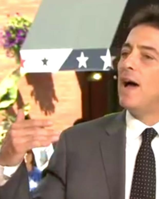 Scott Baio Defends His Religion, Vulgar Tweets (Video) Promo Image