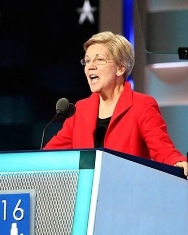 Warren Attacks Bill Clinton And Bloomberg In New Book Promo Image
