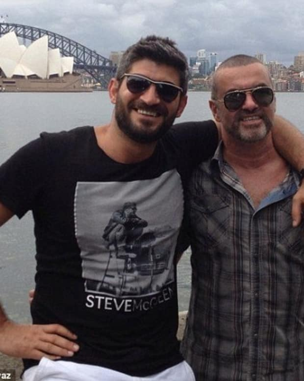 George Michael's Boyfriend Takes Down Unreleased Song (Photo) Promo Image