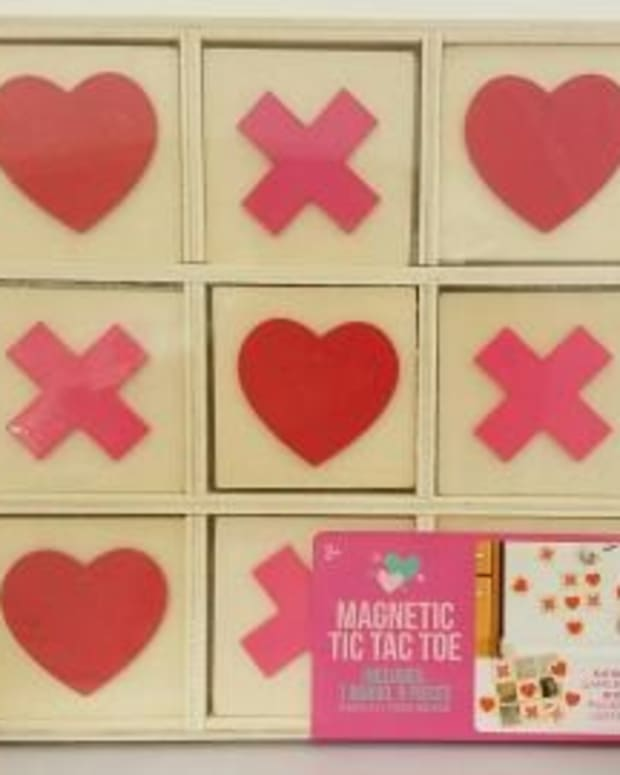 Magnetic Tic-Tac-Toe Boards Recalled By Target  Promo Image