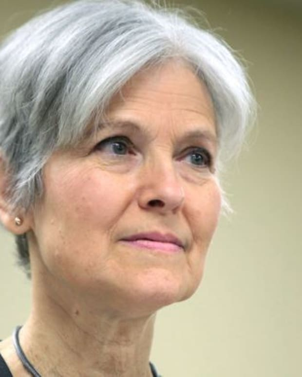 Trump Tries To Block Jill Stein's Michigan Recount Promo Image