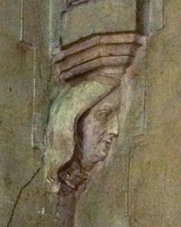 Mysterious Carving Found In Historic Church Promo Image