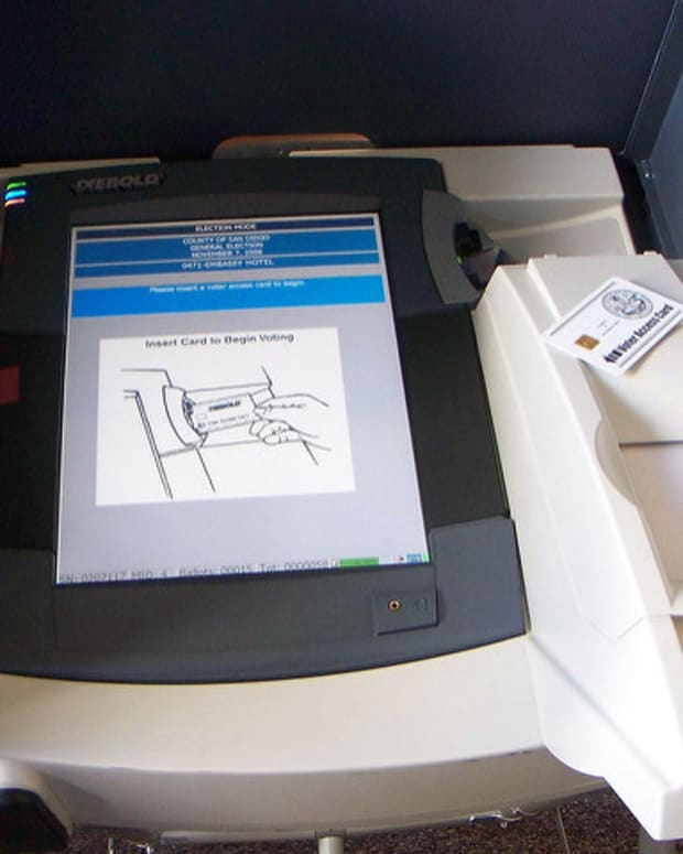 Broken Voting Machines Reported In Multiple States Promo Image