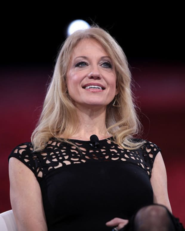 Conway 'Counseled' For Plugging Trump Products Promo Image