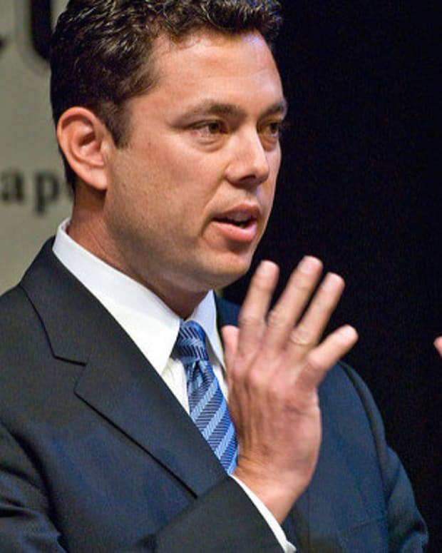 Tea Party Congressman Urges Trump To Unveil Tax Returns Promo Image