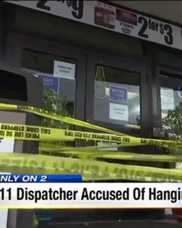 911 Operator Admits Hanging Up On Calls Promo Image