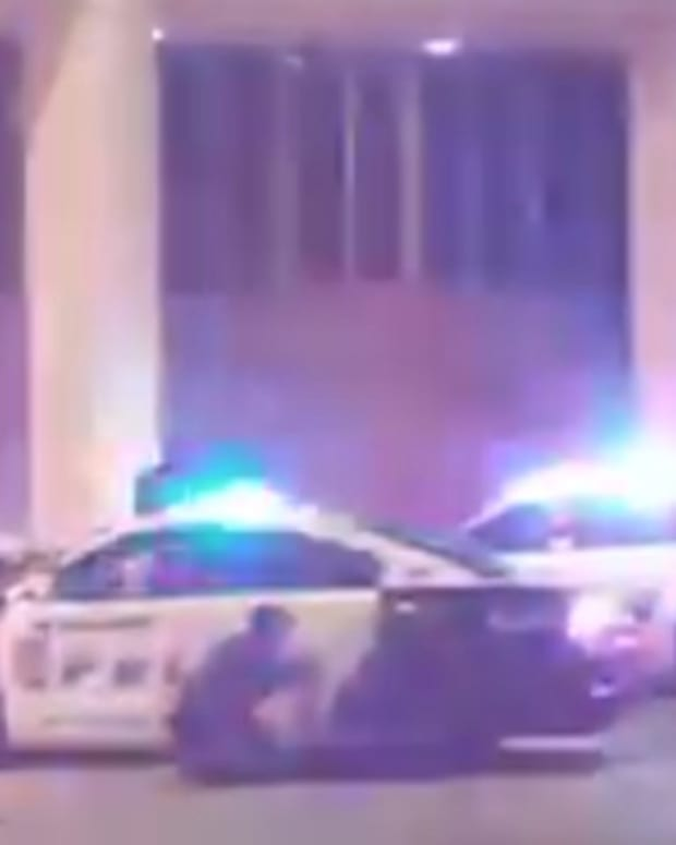 Snipers Fire On Police In Dallas, Kill 4 Cops (Video) Promo Image