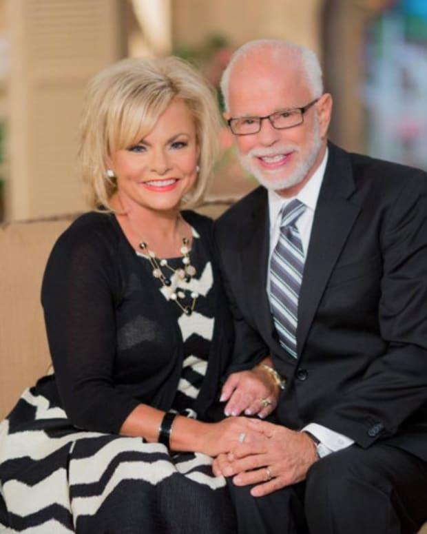 TV Evangelist Says People Are 'Blaspheming' Trump (Video) Promo Image