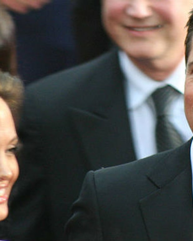 Jolie And Pitt Reportedly Reach Temporary Custody Deal  Promo Image
