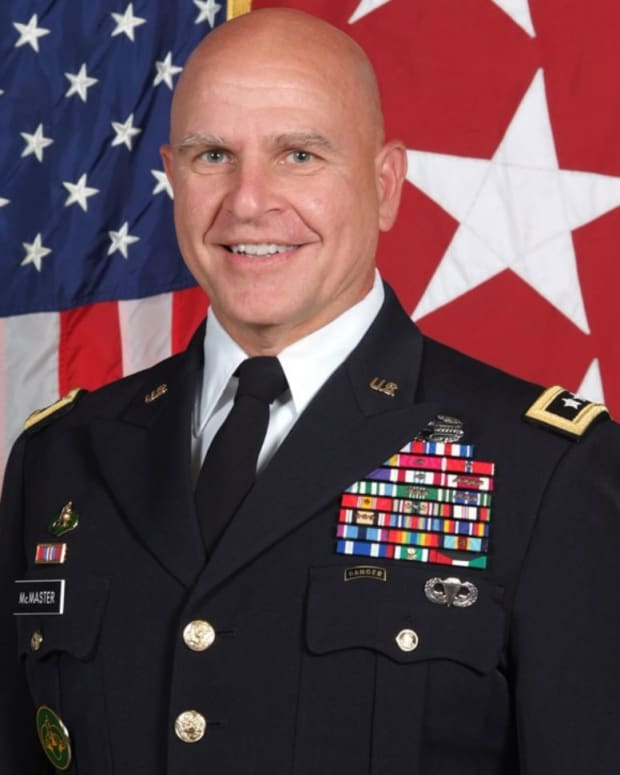Trump: McMaster Will Be New National Security Adviser Promo Image