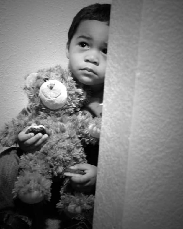 Camera Films Nanny Burning Boy As Disciplinary Measure (Video) Promo Image