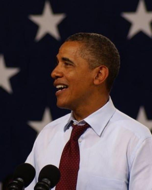 Obamas Launch New 'Obama Foundation' (Video) Promo Image