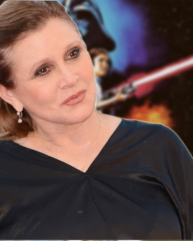 Carrie Fisher Had Suffered Drug Relapse, Friend Says Promo Image