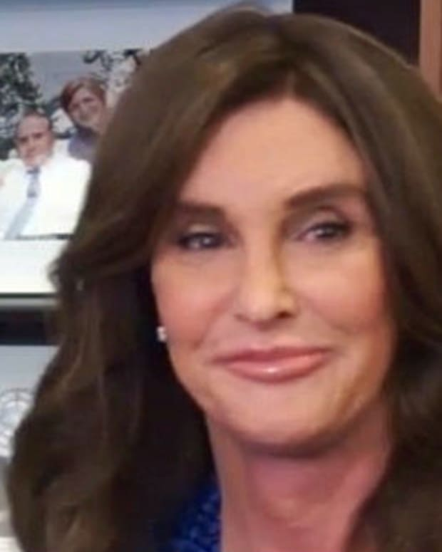 Caitlyn Jenner May Attend Trump's Inauguration  Promo Image