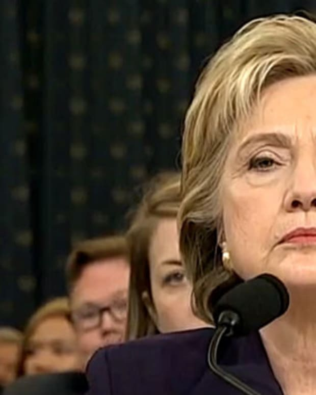 House Benghazi Investigation Is Officially Over Promo Image