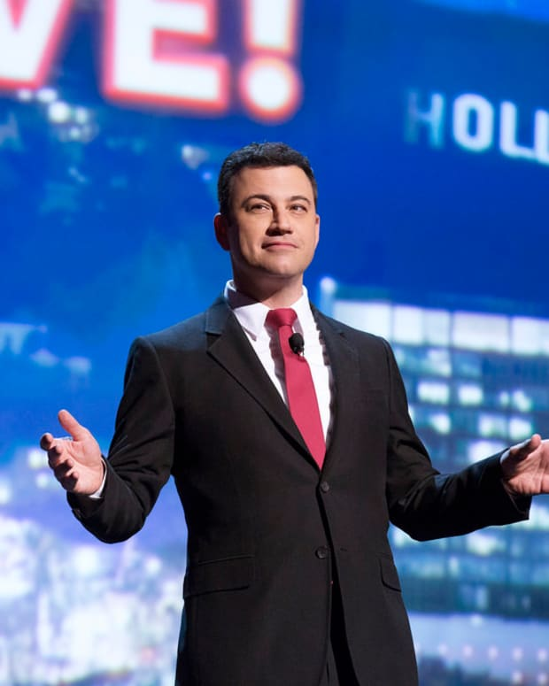 Jimmy Kimmel Reveals Son Had Heart Surgery (Video) Promo Image