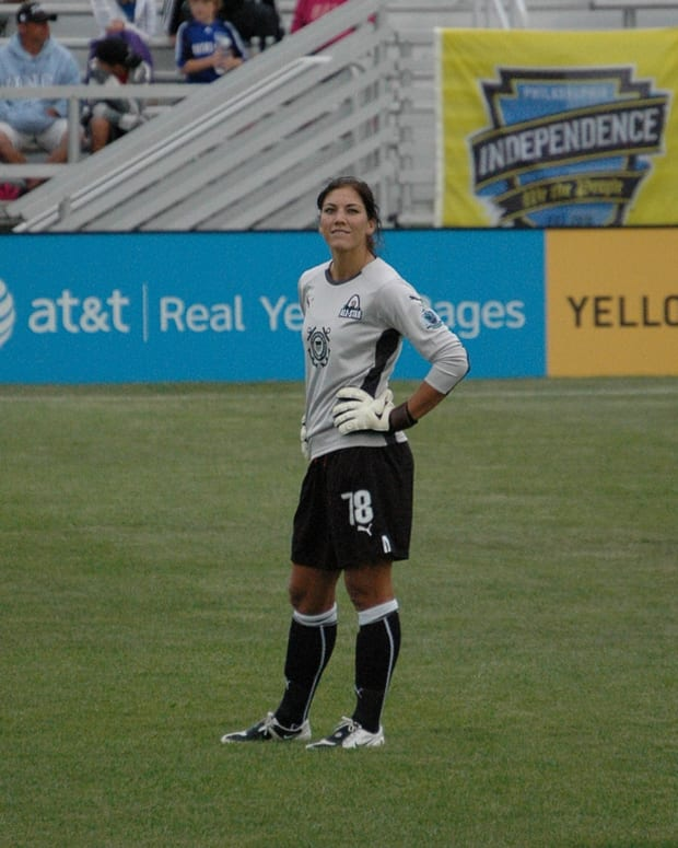 U.S. Team Right To Terminate Hope Solo's Contract Promo Image