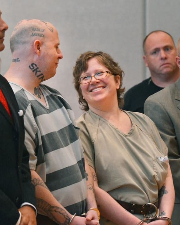 Couple Jolly After Getting Sentenced To Life In Prison Because They Say They Did The World A Huge Favor Promo Image