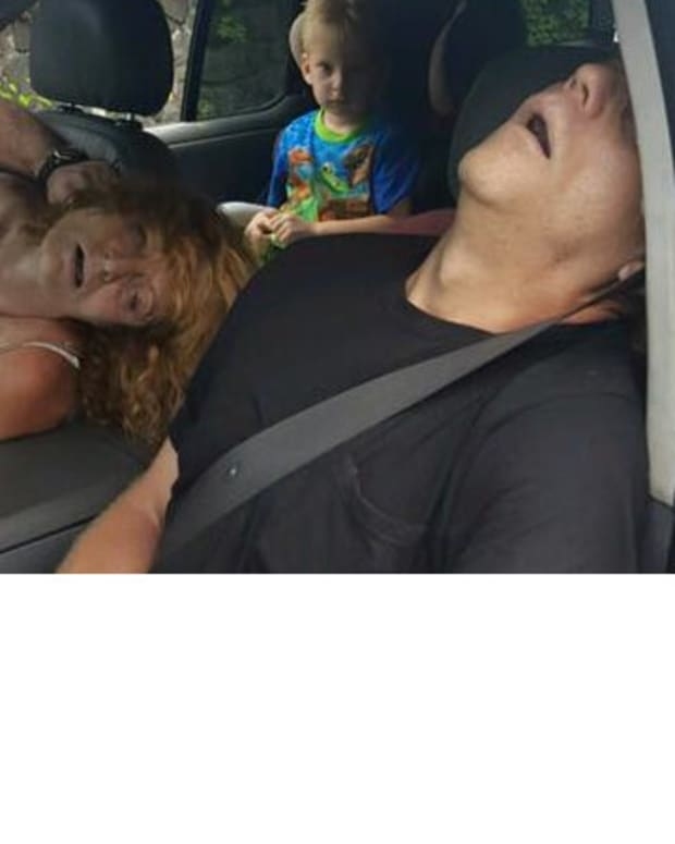 Driver Found Unconscious, Child In Back Seat Promo Image