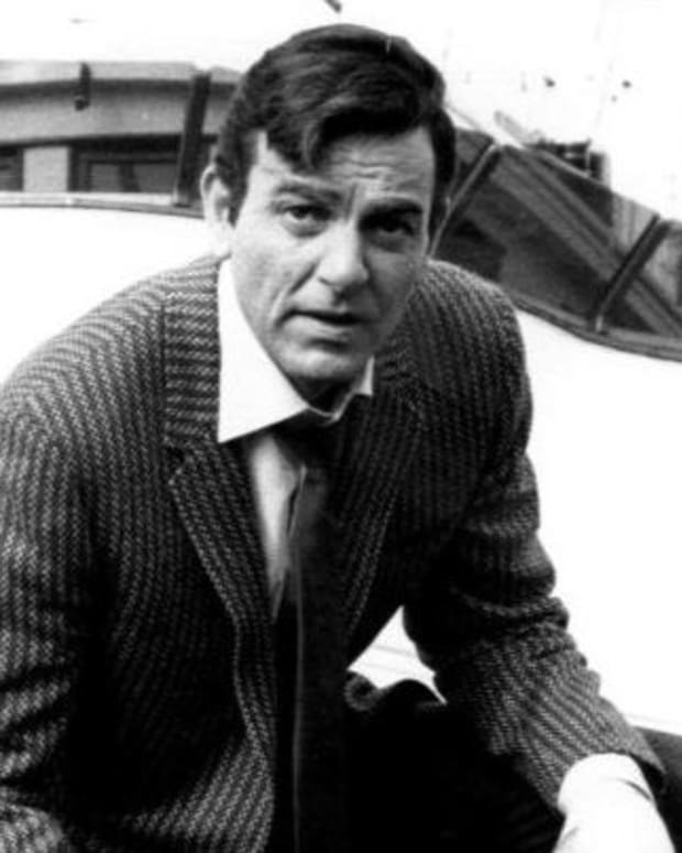 Star Of 'Mannix' Series, Mike Connors, Is Dead At 91 Promo Image