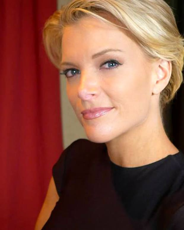 Megyn Kelly Says Donald Trump 'Threatened' Her Promo Image