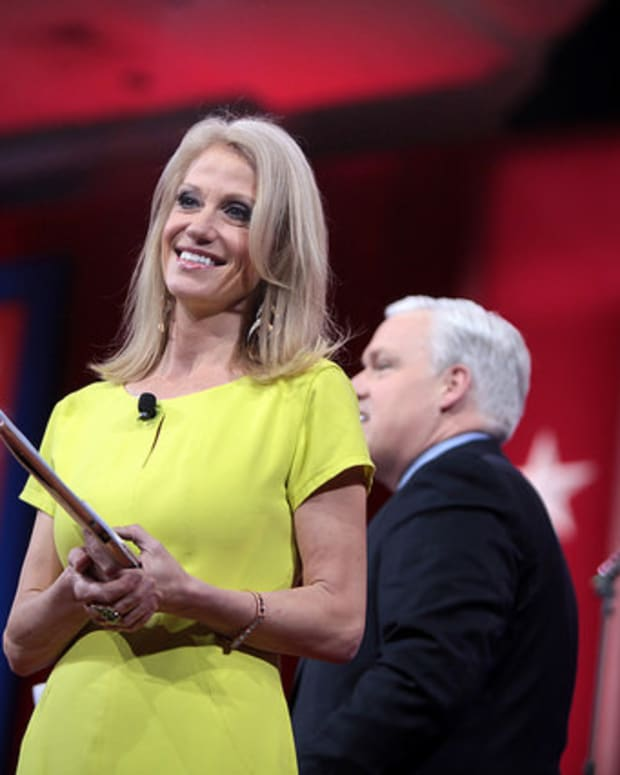 Ethics Office: Conway Committed 'Clear Violation'  Promo Image