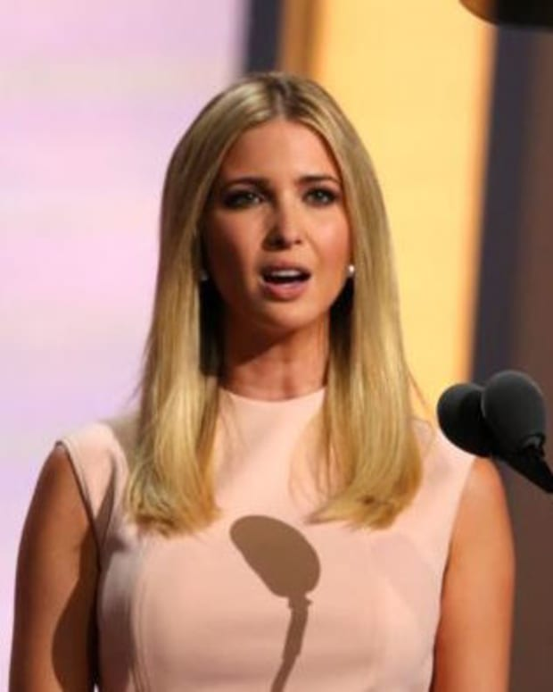 Ivanka Trump's Father's Day Tweet Trolled Promo Image