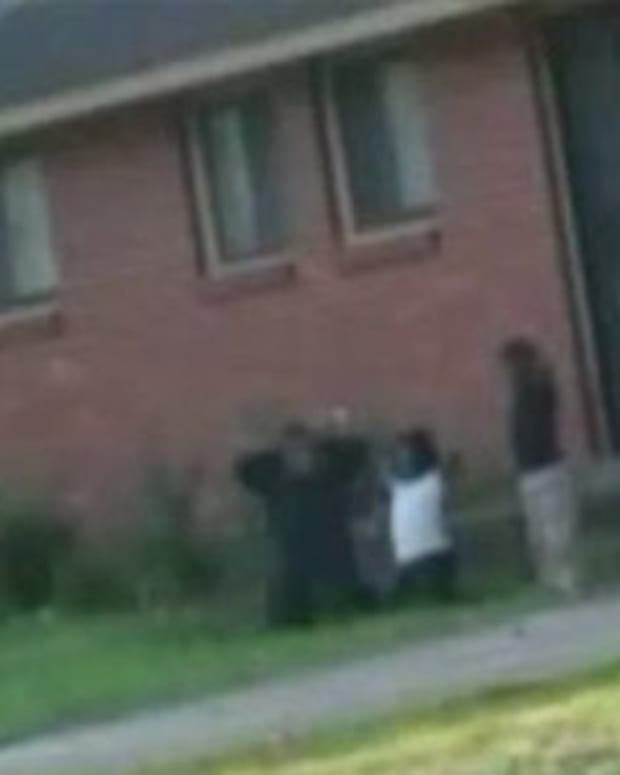 Cop Sees Kids On Knees With Hands Behind Heads, Takes Swift Action (Video) Promo Image