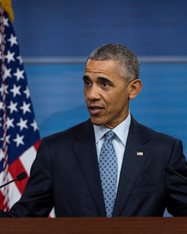 Obama's Approval Ratings Rise As Democrats' Fall Promo Image