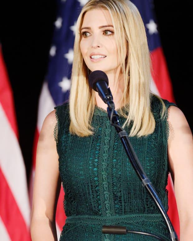 Gayle King Calls Ivanka Trump 'Mrs. Kushner' On Air Promo Image