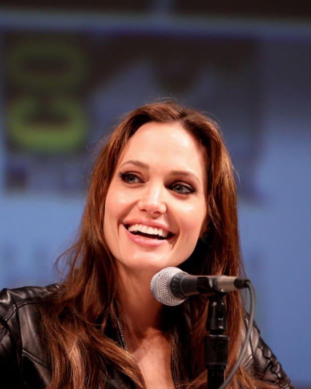 Angelina Jolie Reportedly Seeking U.N. Position Promo Image