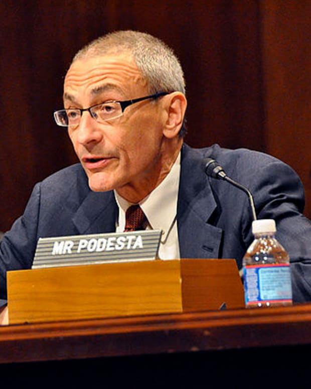 Typo May Have Caused Leak Of Podesta Emails Promo Image