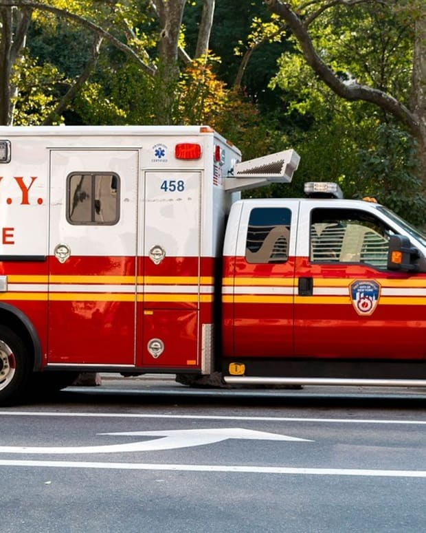 New York EMT Killed By Her Own Stolen Ambulance (Video) Promo Image