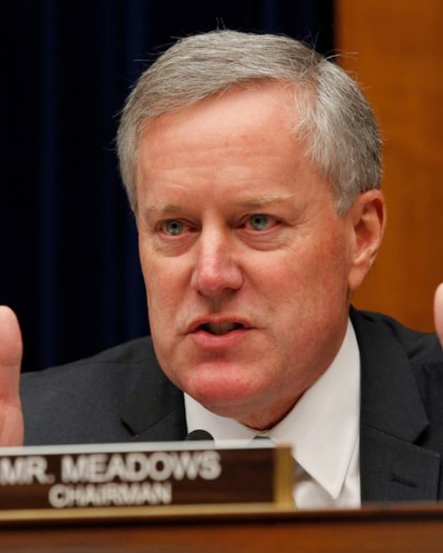Rep. Mark Meadows: ER Medical Care Is Coverage For All (Video) Promo Image