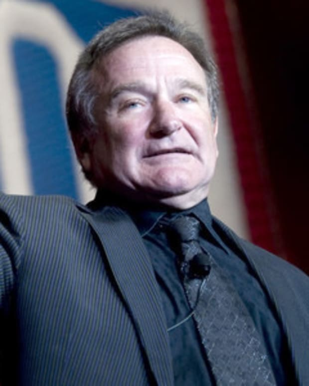 Robin Williams' Widow Reveals His True Cause Of Death - And It's Not What You Think Promo Image