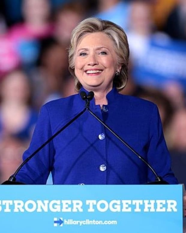 Source Alleges Clintons Argued Over Election Promo Image