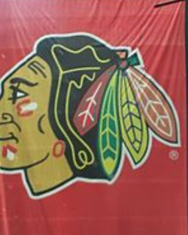 Student Apologizes For Chicago Blackhawks Sweatshirt Promo Image