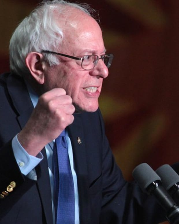 Sanders Aims To 'Radically Transform' Democratic Party Promo Image
