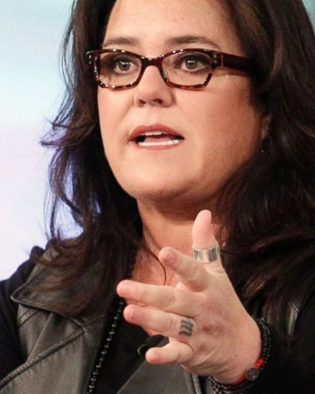 Rosie O'Donnell Slammed For Barron Trump Autistic Tweet Promo Image