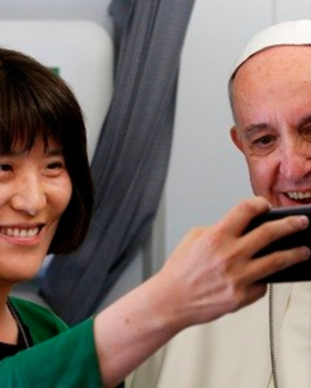 Pope Francis Is The Most Liberal Pope Ever Promo Image