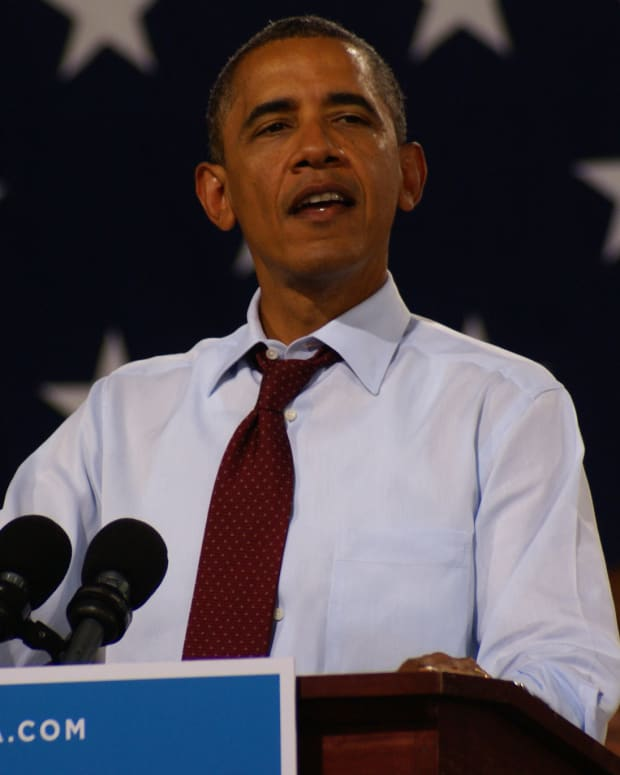Ex-Aide Says Obama Is Still Leader Of Democratic Party Promo Image