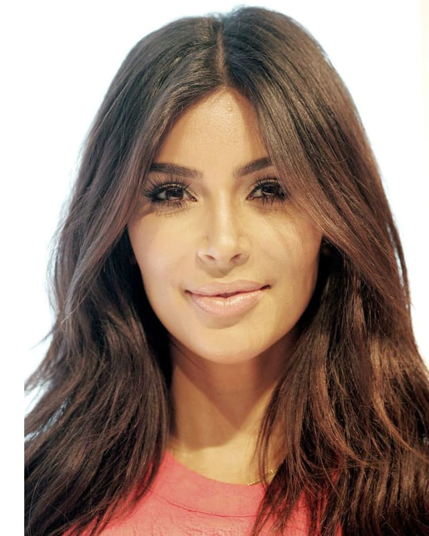 Kim Kardashian Slams Body Shamers (Photo) Promo Image