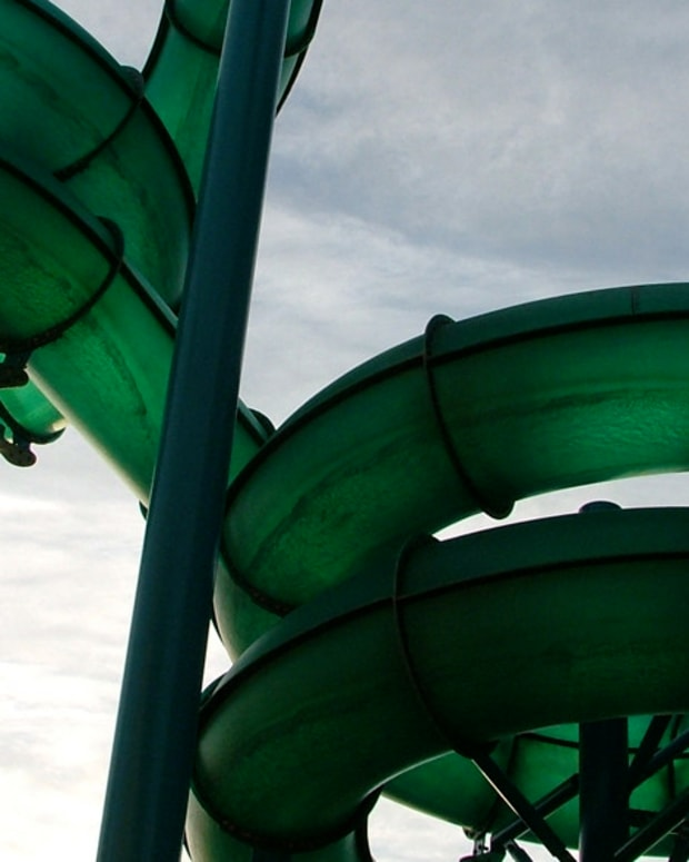 Child Thrown From Waterslide (Video) Promo Image