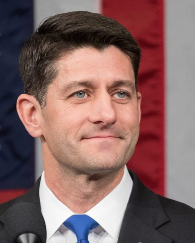 Paul Ryan Told Republicans He Wouldn't Defend Trump (Video) Promo Image