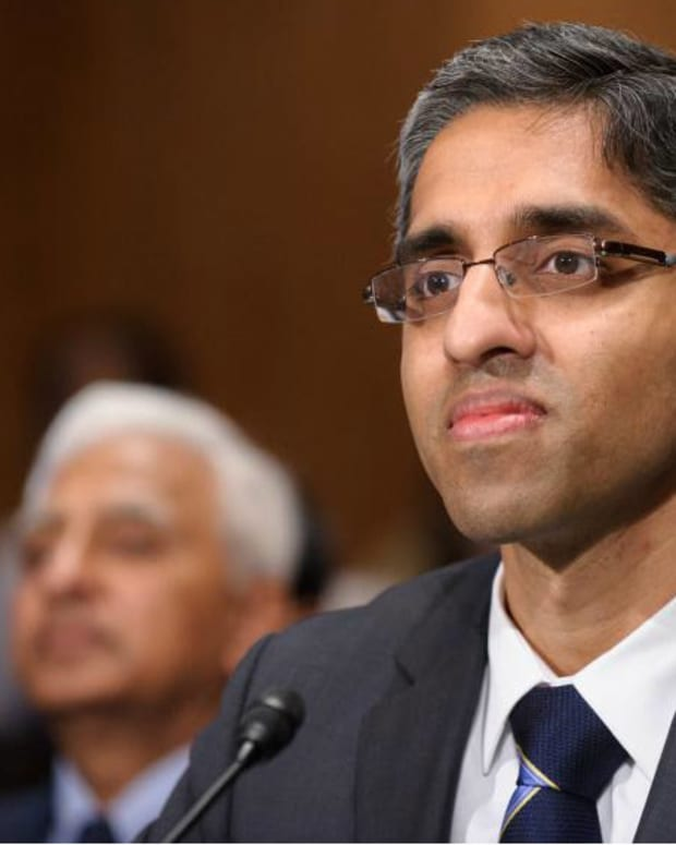 Surgeon General: Addicts Are Mentally Ill, Not Criminal Promo Image
